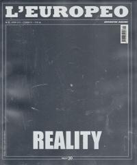 L'Europeo, април 2013