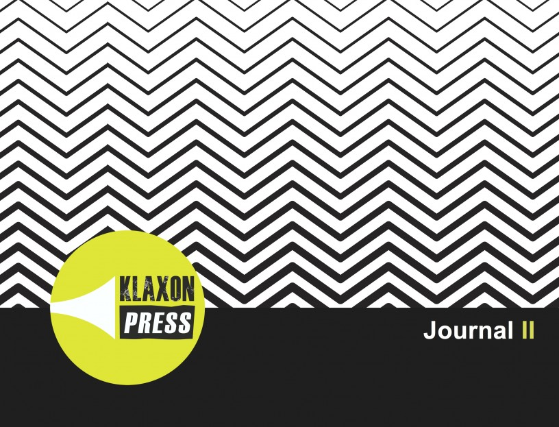 The Klaxon Journal: VOL 2 03/2015