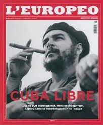L'Europeo Cuba Libre април/май 2015